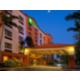 Hotel Exterior Evening