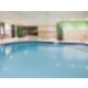 Indoor Swimming Pool and Hot Tub At Holiday Inn Express DIA