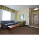 Holiday Inn Express and Suites Denver East Junior King Suite