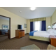 Holiday Inn Express and Suites Denver East King Suite Free WiFi