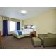 Holiday Inn Express & Suites Denver East King Feature Room Wet Bar
