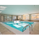Holiday Inn Express and Suites Denver East Indoor Pool and Hot Tub