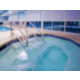 Relax in the Holiday Inn Express & Suites Hot Tub near DSM