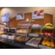 Fresh Fruit, Assorted Breads, and Muffins