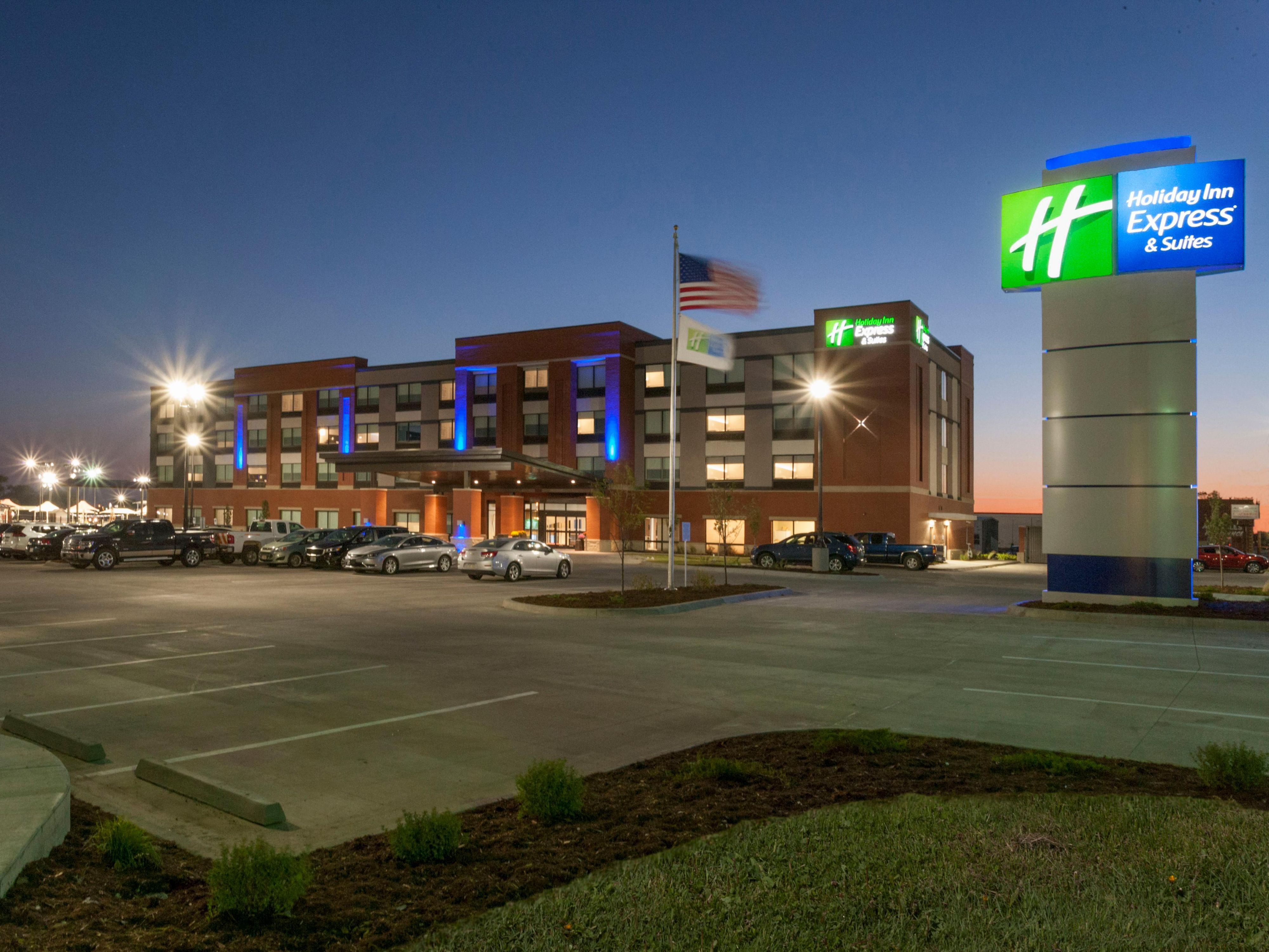 holiday inn express & suites dodge city west ihg hotel