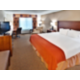 Holiday Inn Express and Suites, Dubuque IA Single Bed Guest Room