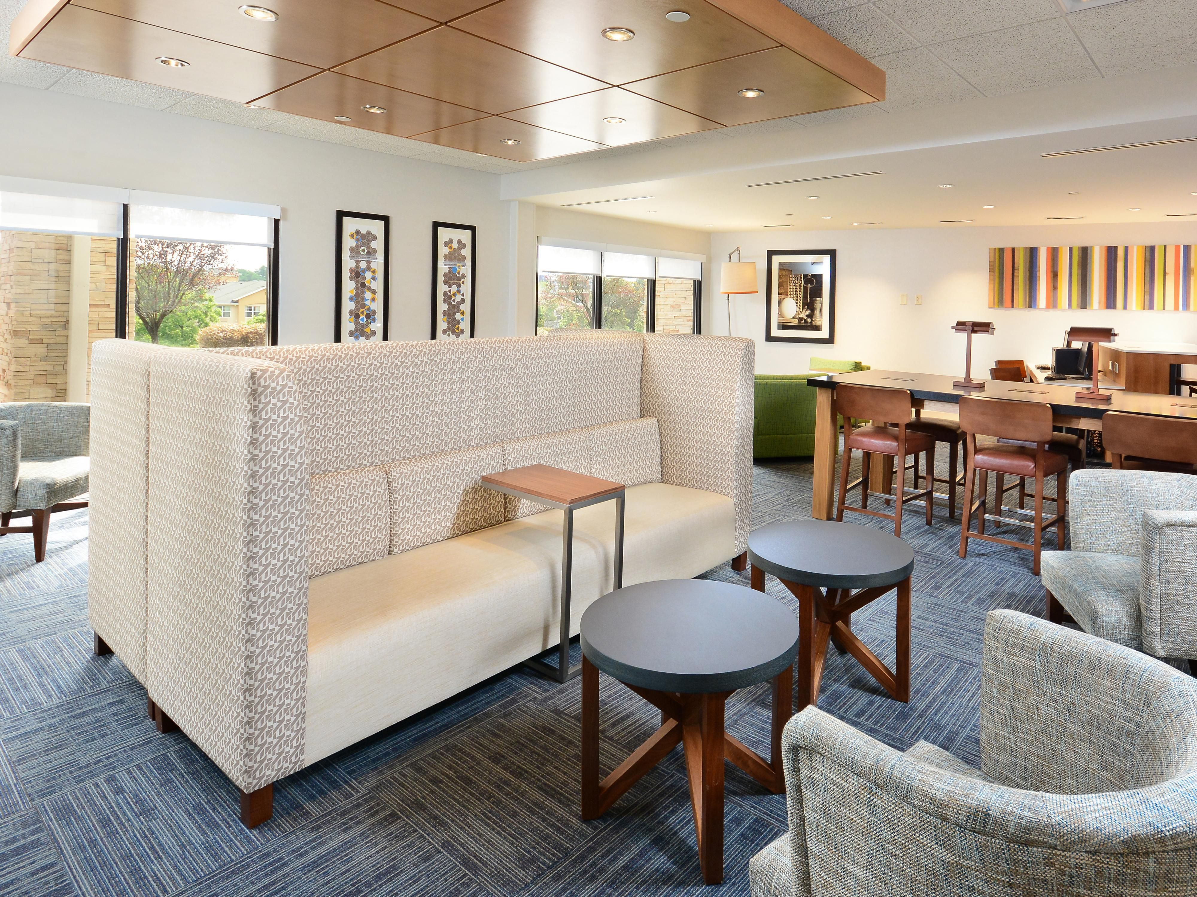 Holiday Inn Express Suites Research Triangle Park Hotel By Ihg