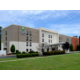 Welcome to the Holiday Inn Express RTP hotel in Durham.