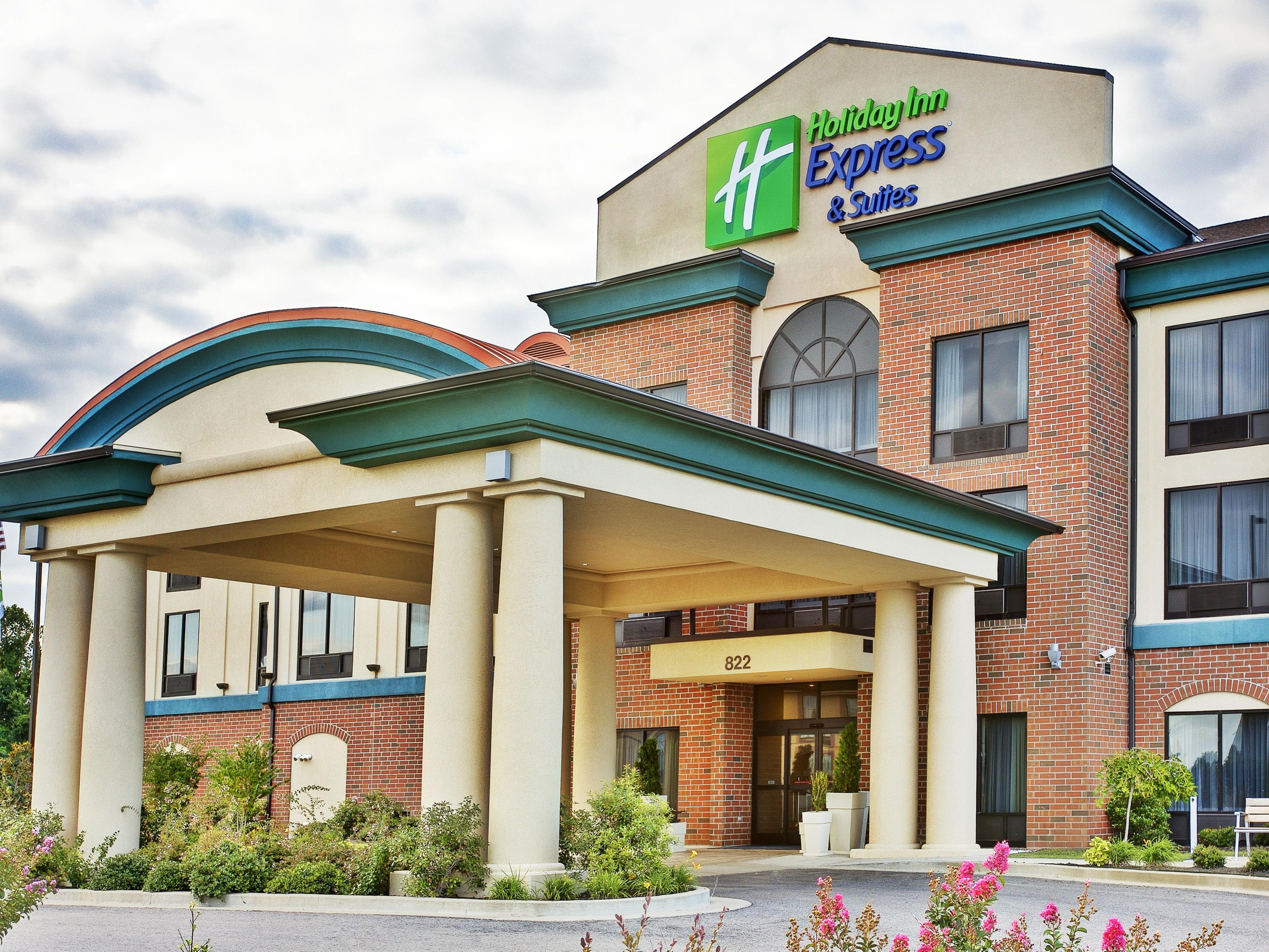 Holiday Inn Express U0026 Suites Dyersburg Hotel By IHG