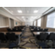 Holiday Inn Express West Edmonton Meeting Room Classroom Setup