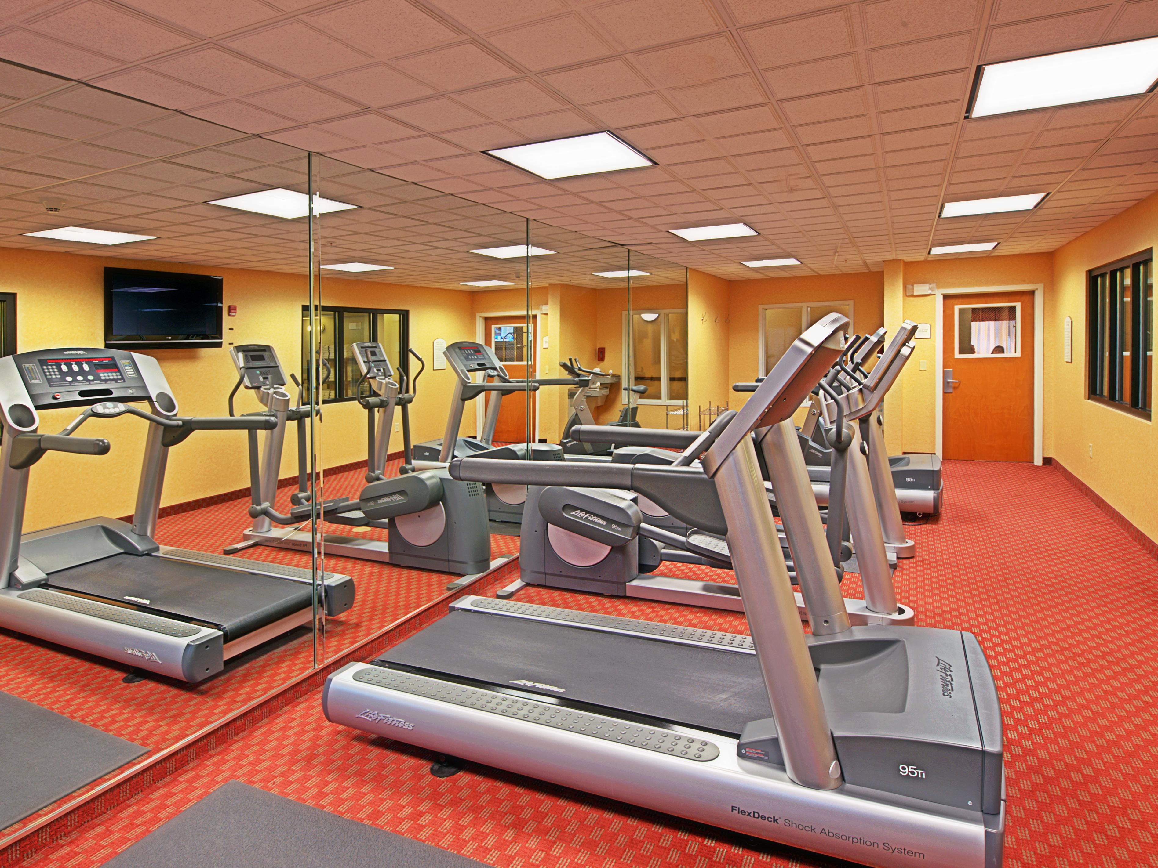 Holiday Inn Express El Paso East Fitness Center