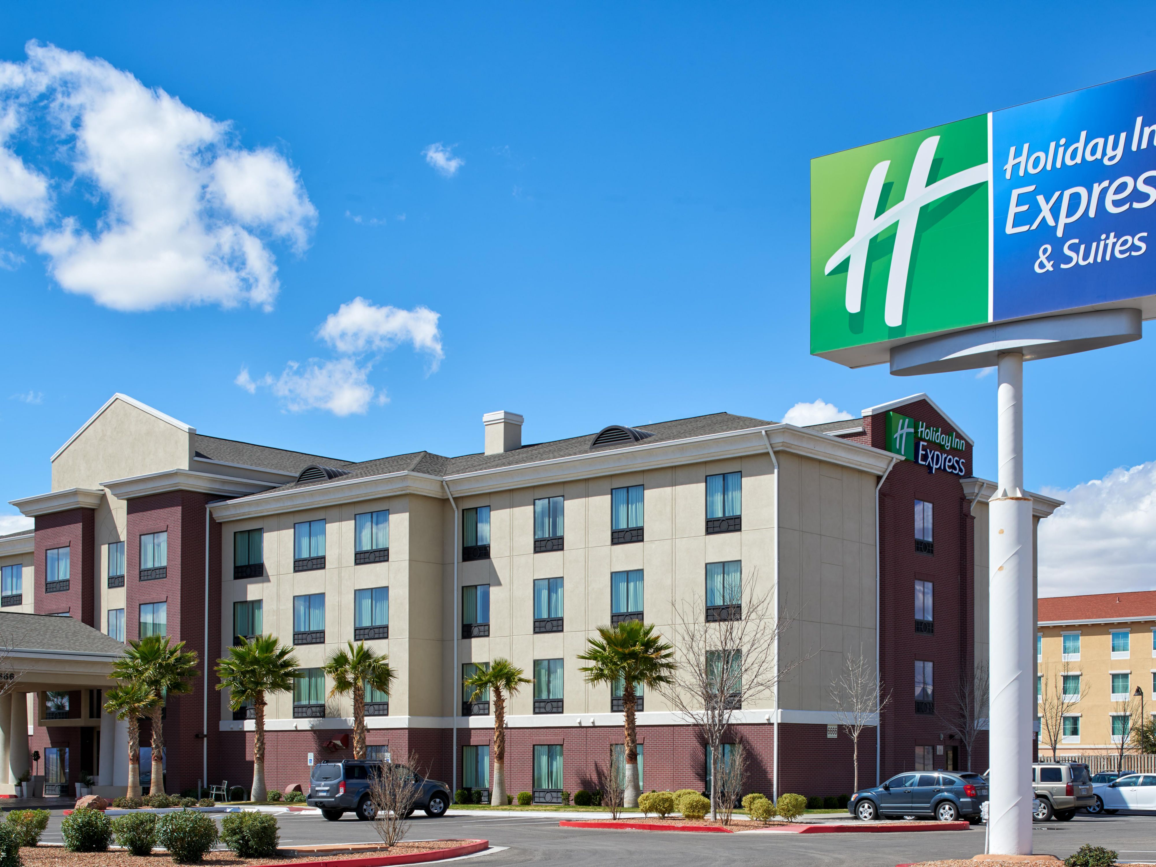Holiday Inn Express Suites El Paso Airport