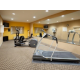 Burn those calories in our Fitness Center at Holiday Inn Express