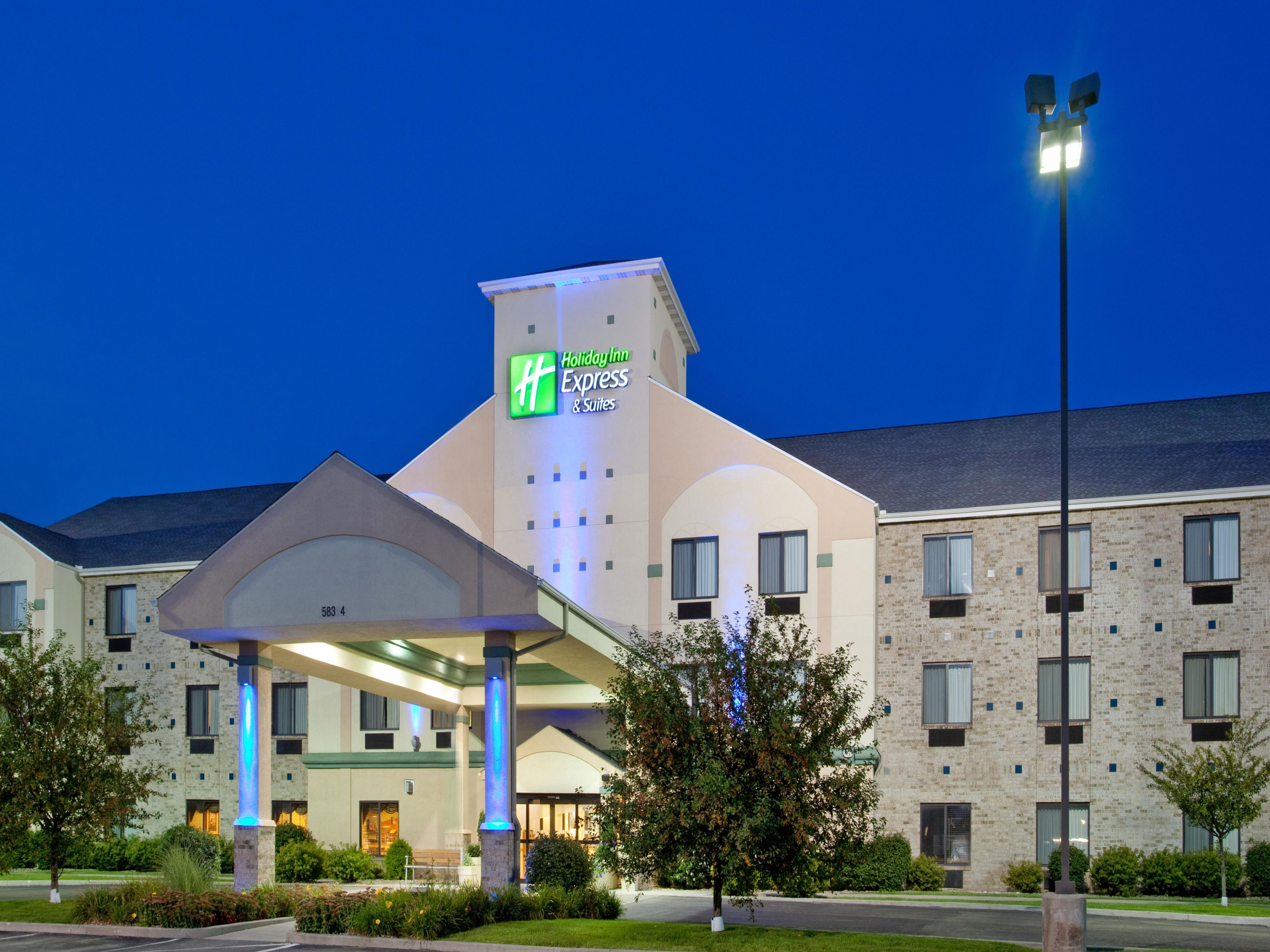 Holiday Inn Express U0026 Suites Elkhart South Hotel By IHG