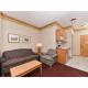 Holiday Inn Express & Suites Elko Suite living & Kitchenette area