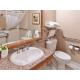 Holiday Inn Express & Suites Elko Roll in Shower bathroom