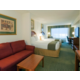 SpaciousTwo Queen Suite with 42' flat screen TV and more