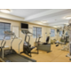 Keep your fitness goals with our 24hr fitness center