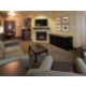 Stylish Nonsmoking King Spa Suite with Sofa Bed