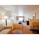 Relax with the family in are spacious 2 Queen Bed Guest Suite