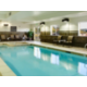 Relax in our indoor heated pool & spa