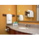 Guest Room  -  Spacious bathrooms with all the needed amenities