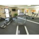 Break a sweat in our quaint fitness quarters!