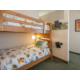 Children's suite complete with bunk beds
