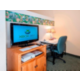 Children's suite featuring work space and video games