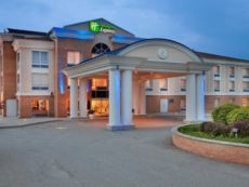Holiday Inn Express & Suites Findley Lake (I-86 Exit 4)