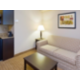 All suites feature microwave/fridge and sofa sleeper.