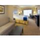 Suite includes microwave/fridge and sofa sleeper!