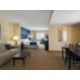 Spacious and comfortable King Deluxe Suite