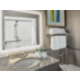 Guest Accessible Bathroom with Grab Bars