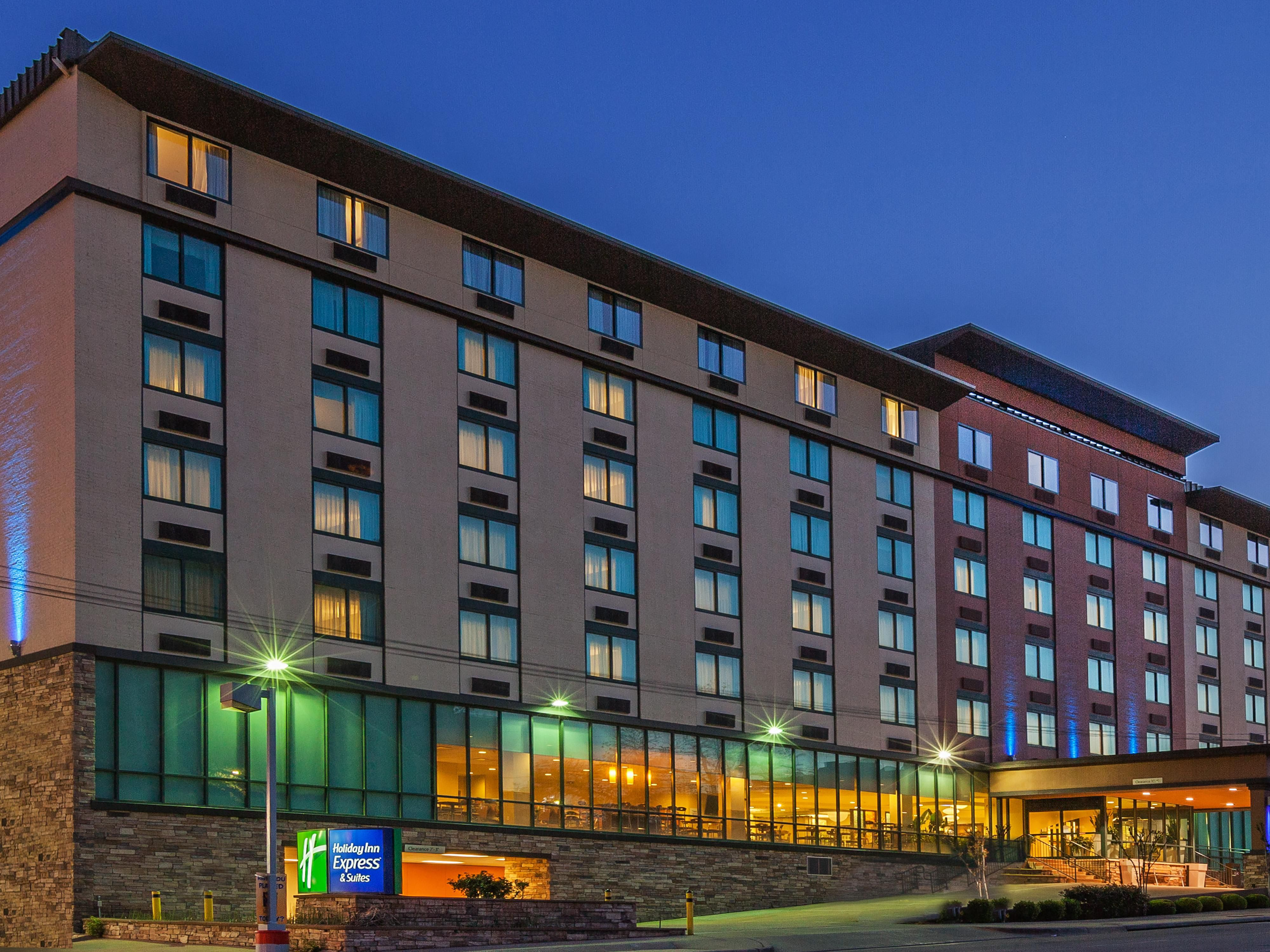Holiday Inn Express Amp Suites Fort Worth Downtown Hotel By Ihg