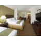 two queen accessible suite with queen size sofa bed