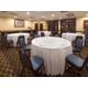 Large adaptable meeting space.