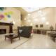 Modern comfortable lobby