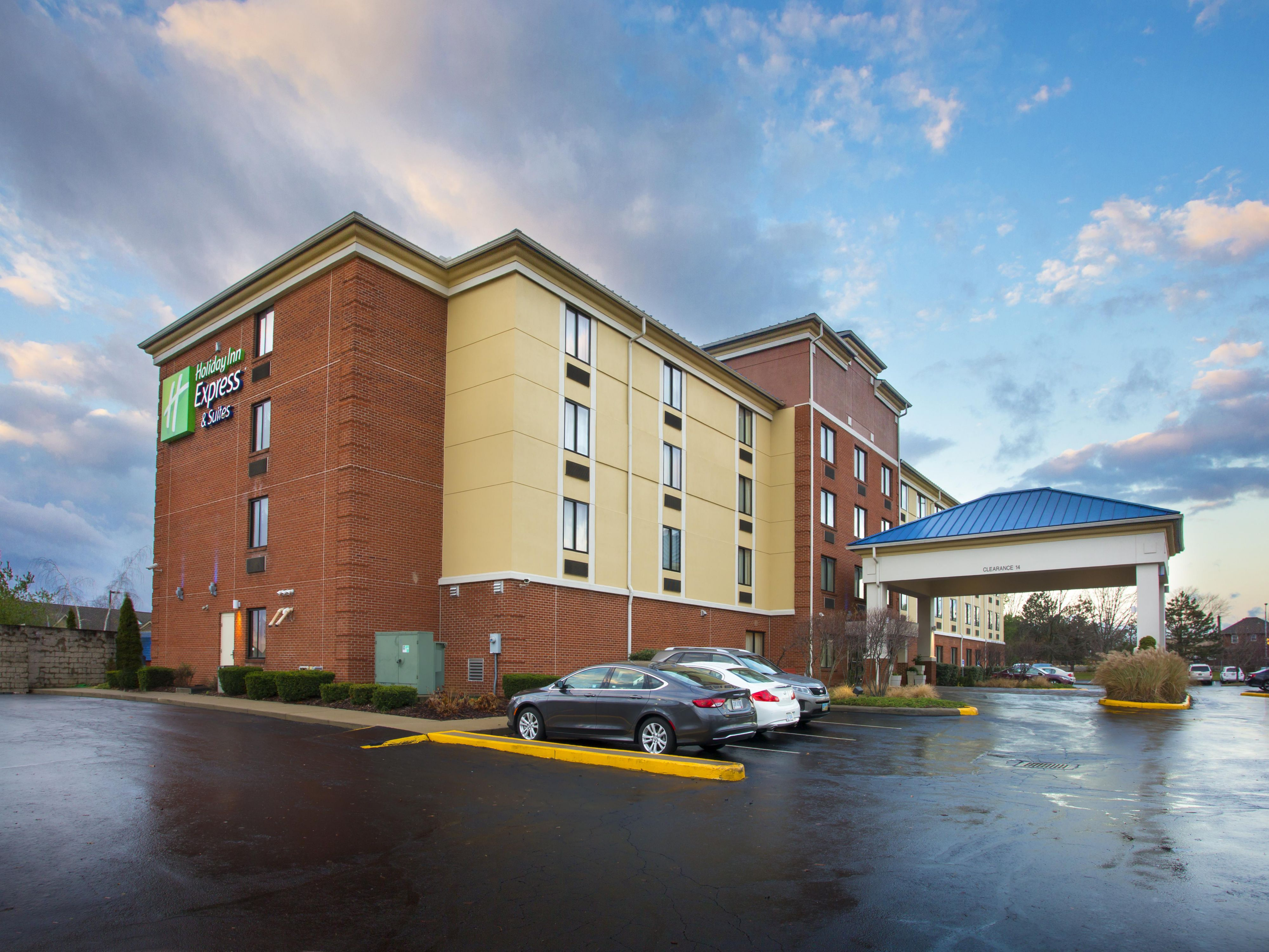 Holiday Inn Express Suites Columbus Airport Hotel By Ihg