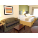 Two Queen Suite is perfect for your family's needs!