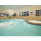 Swimming Pool at the Holiday Inn Express & Suites Georgetown