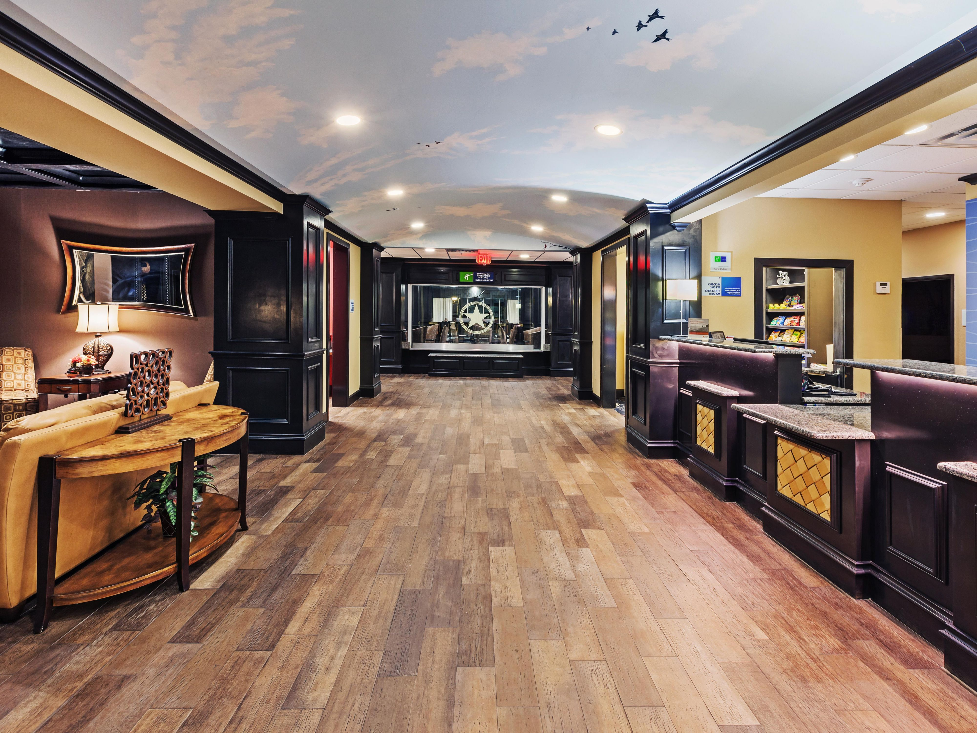 holiday inn express suites glen rose hotel ihg