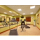 Our Fitness Center makes it easy to stay on your daily routine.