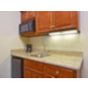 Our suites all include a kitchenette.  Convenient for meal prep.