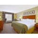 Our king bed guest rooms are very spacious.