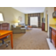 Our Goshen IN Executive Whirlpool Suite is very spacious.