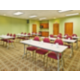 Our meeting rooms are perfect for small classroom style meetings.