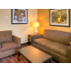 All Studio Suites Have A Sitting Area With Full Sized Sleeper Sofa