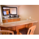 Kids Suite with microwave, refrigerator, coffee maker