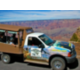 Experience the back roads of the Grand Canyon in an open air jeep